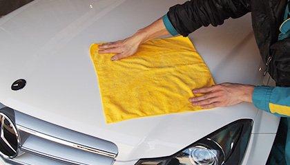車の洗車方法
