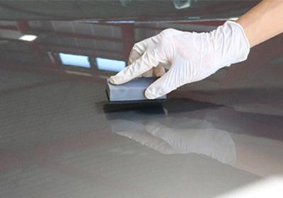 ガラスコーティング剤の種類に応じた効果