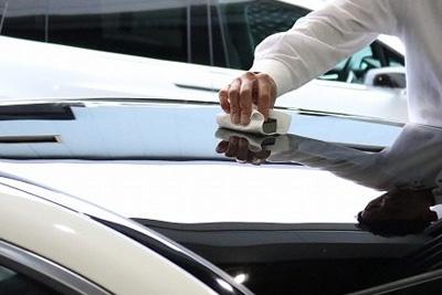 新車の状態を維持できる効果