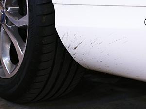 車の汚れの種類