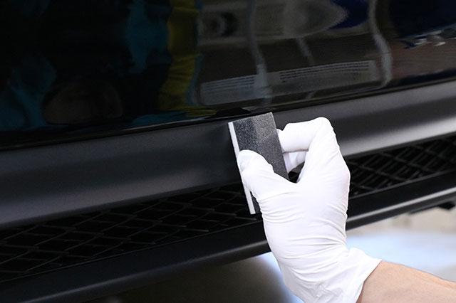 防汚性効果と耐紫外線性